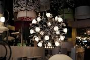 roosjes hanglamp