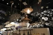 antiek bronzen hanglamp